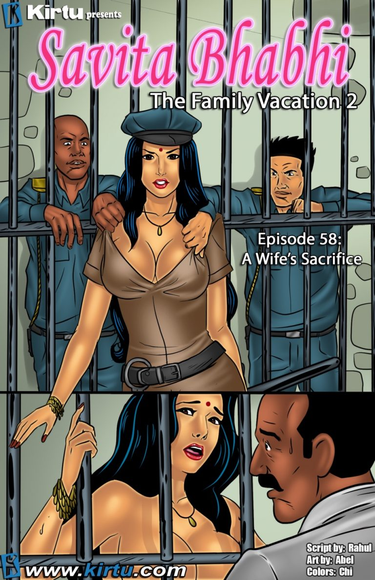 Savita Bhabhi - Episode 58 - A Wife's Sacrifice - Panel 000