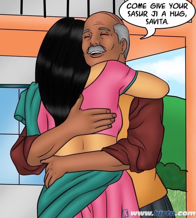 Savita Bhabhi - Episode 76 - Closing the Deal - Panel 003