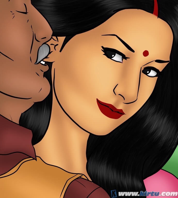 Savita Bhabhi - Episode 76 - Closing the Deal - Panel 004