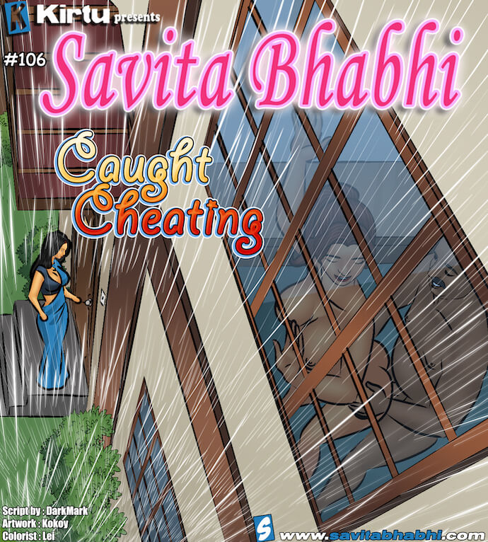 Savita Bhabhi Episode 106 - Caught Cheating