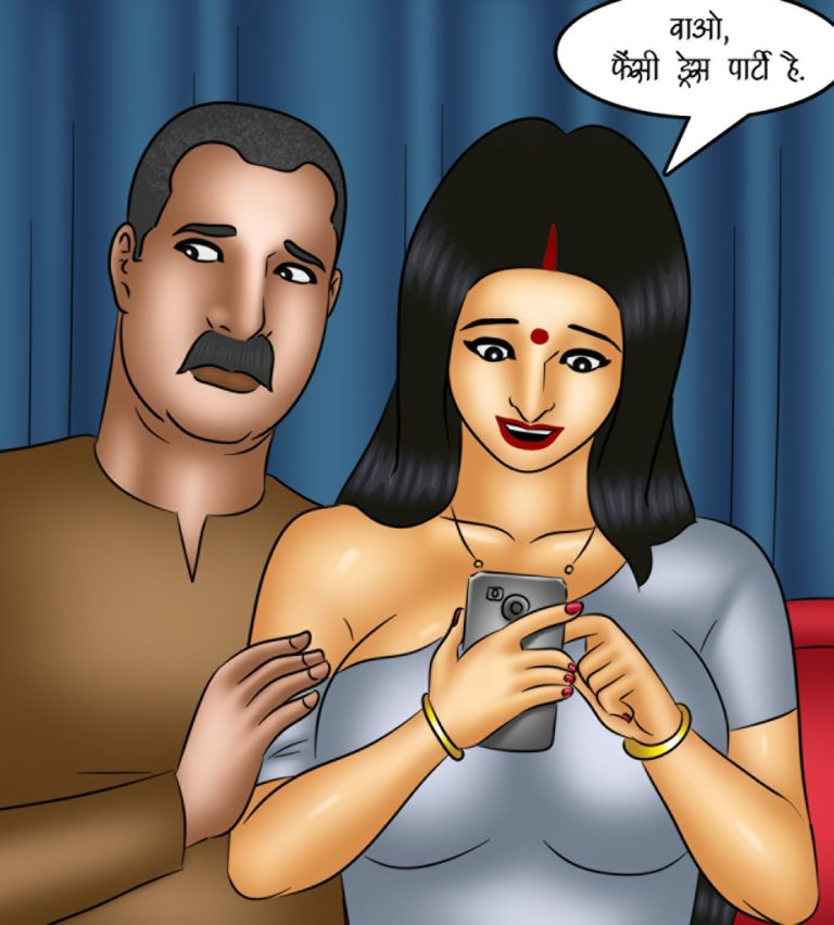 Savita Bhabhi - Episode 118 - Hindi - Page 008