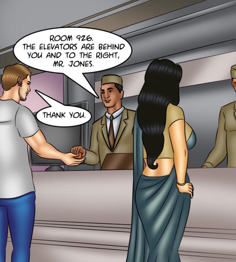 Savita Bhabhi Episode 119 - Page 003