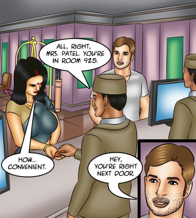 Savita Bhabhi Episode 119 - Page 004