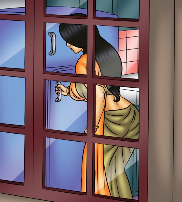 Savita Bhabhi - Episode 121 - The Queen of Desires - Page 001