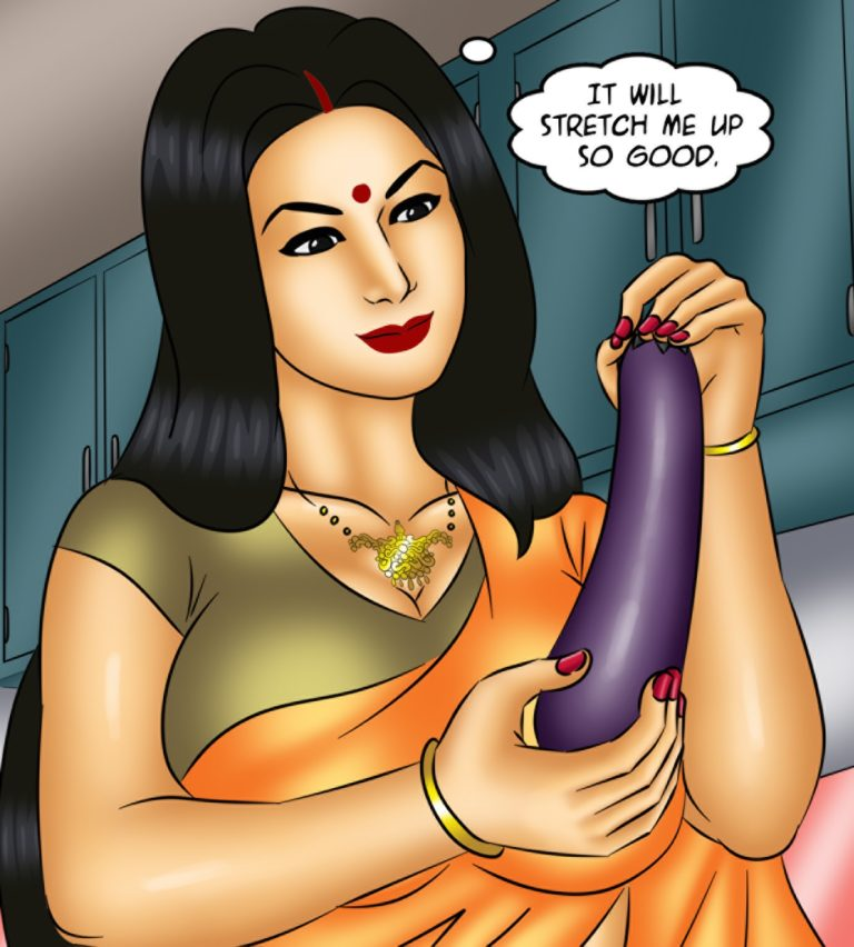 Savita Bhabhi - Episode 121 - The Queen of Desires - Page 006