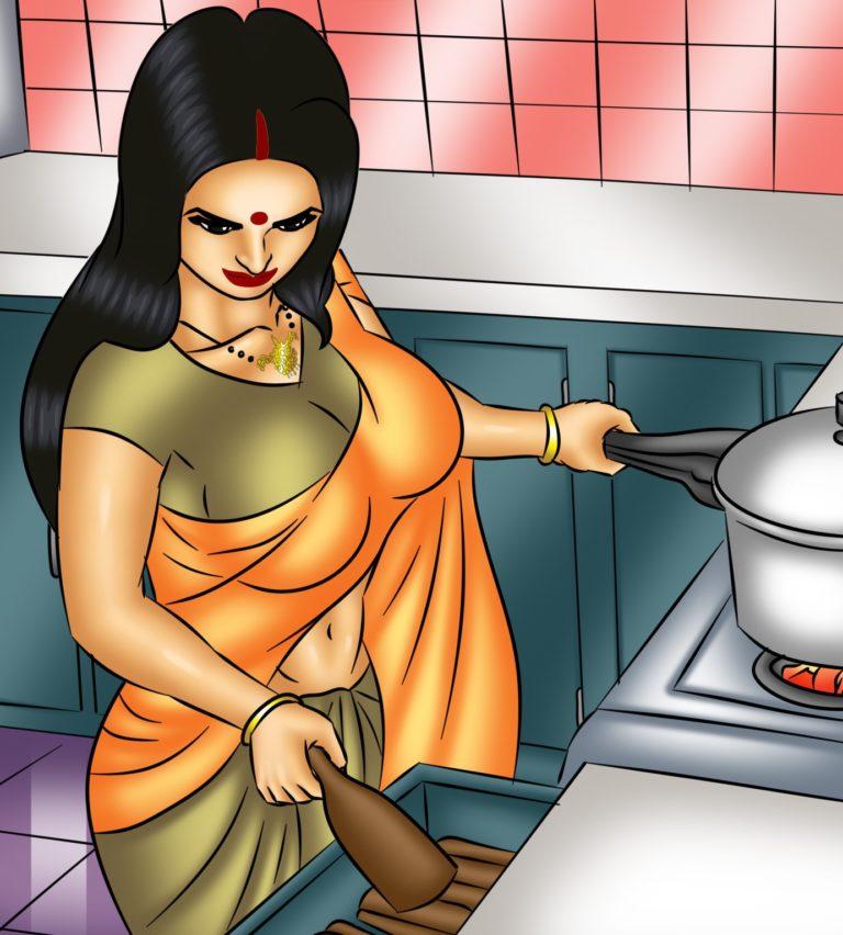 Savita Bhabhi - Episode 121 - The Queen of Desires - Page 008