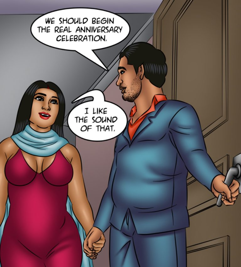 Savita Bhabhi - Episode 122 - Time Machine - Page 003