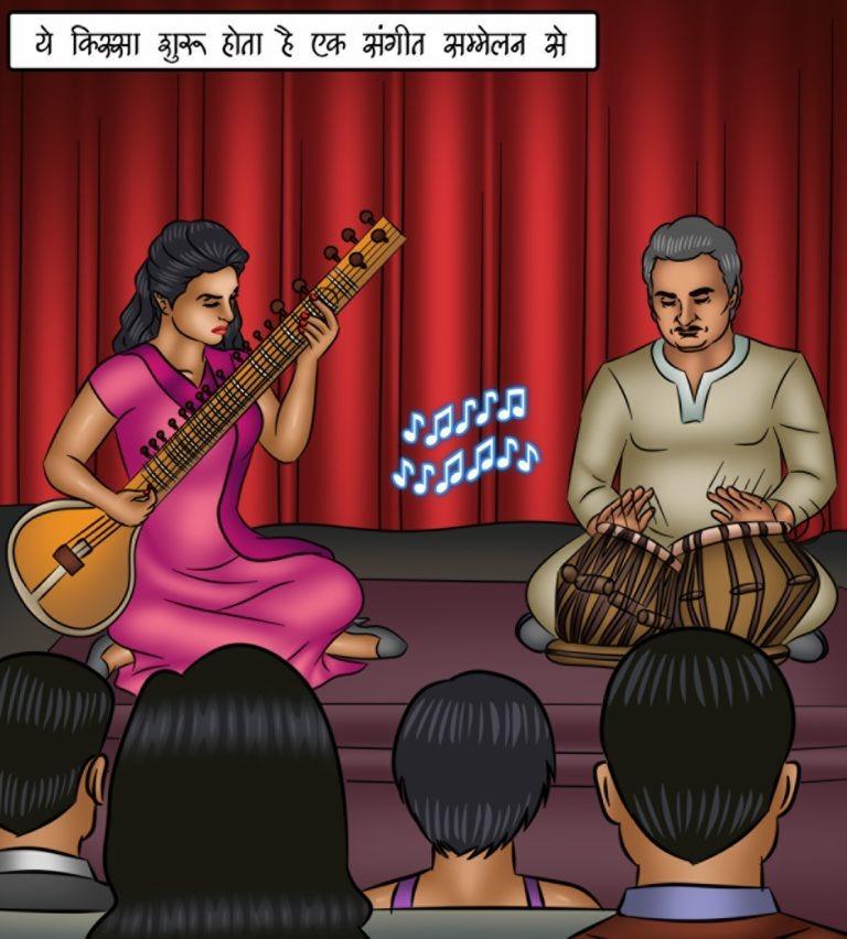 Savita Bhabhi - Episode 127 - Hindi - Page 001