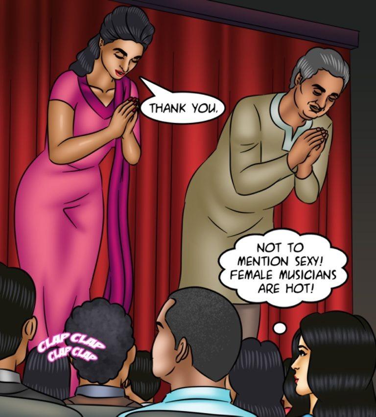 Savita Bhabhi - Episode 127 - Music Lessons - Page 004