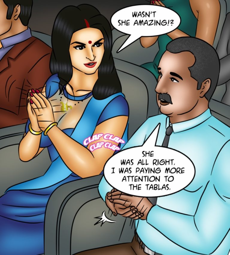 Savita Bhabhi - Episode 127 - Music Lessons - Page 005