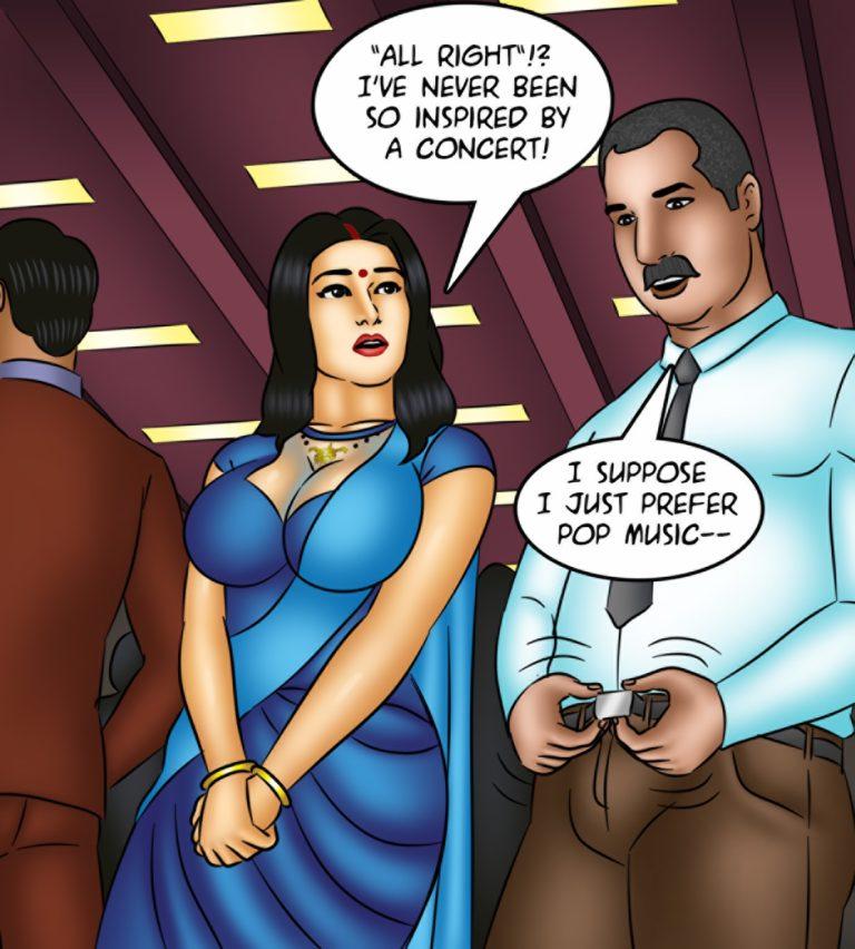 Savita Bhabhi - Episode 127 - Music Lessons - Page 006