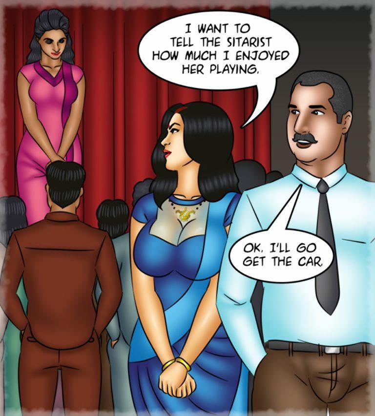 Savita Bhabhi - Episode 127 - Music Lessons - Page 007