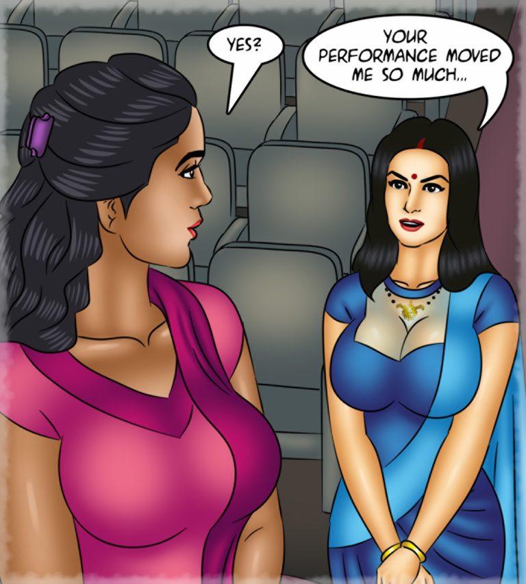 Savita Bhabhi - Episode 127 - Music Lessons - Page 009