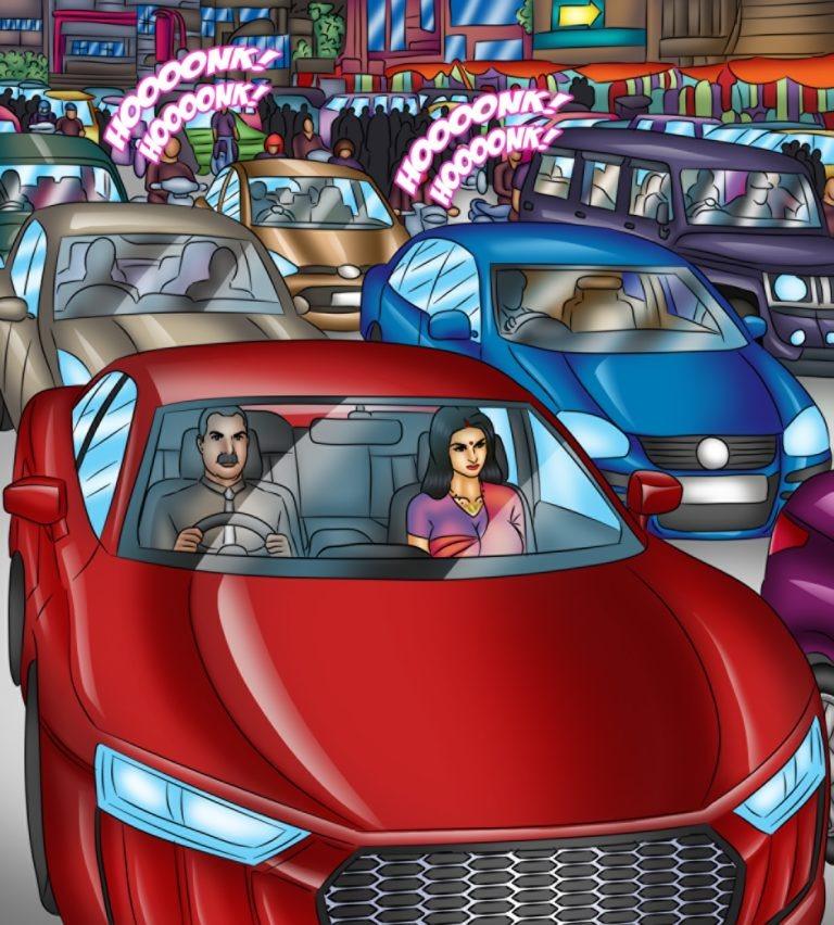 Savita Bhabhi - Episode 129 - Going Bollywood - Page 001