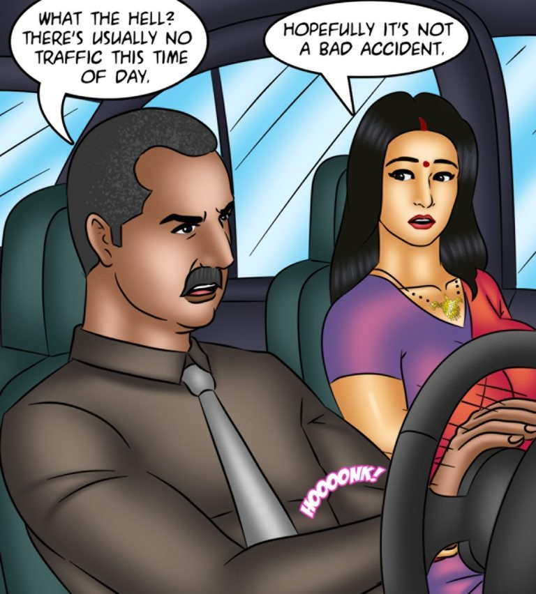 Savita Bhabhi - Episode 129 - Going Bollywood - Page 002