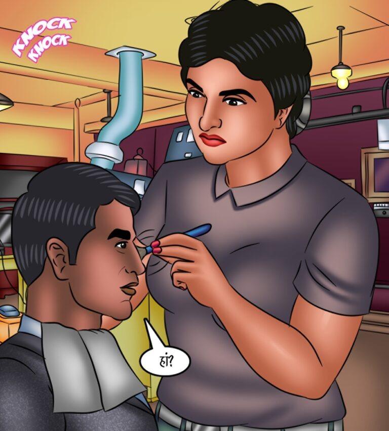 Savita Bhabhi - Episode 129 - Hindi - Page 003