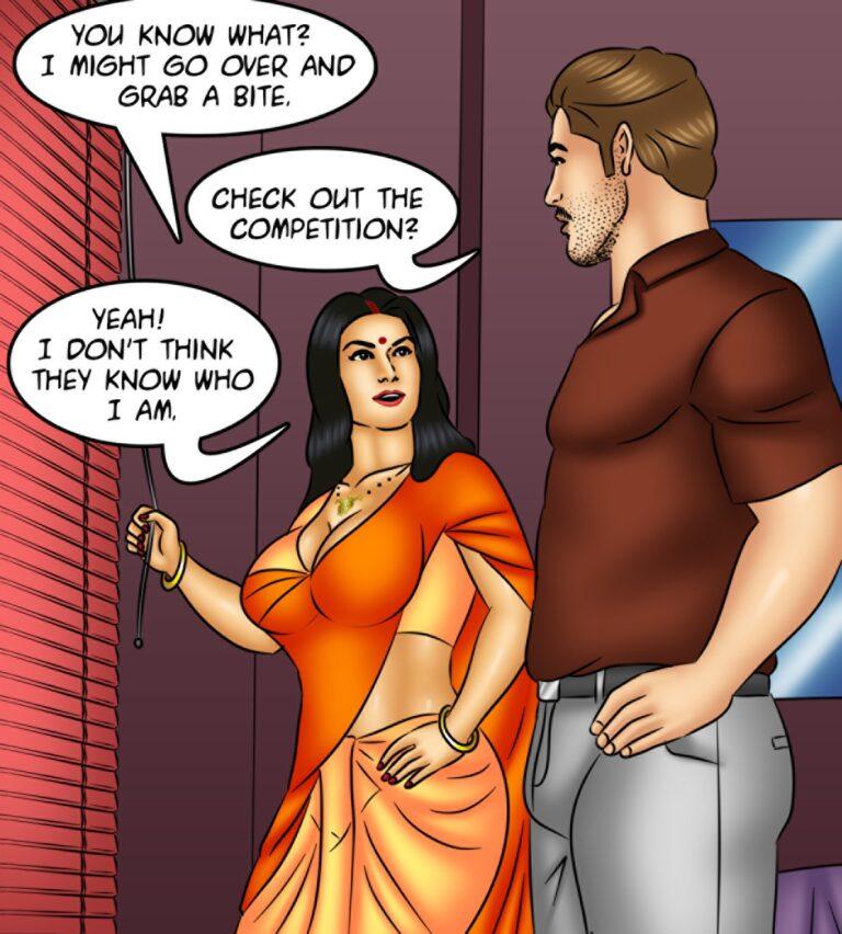 Savita Bhabhi - Episode 131 - Know Your Enemy - Page 006