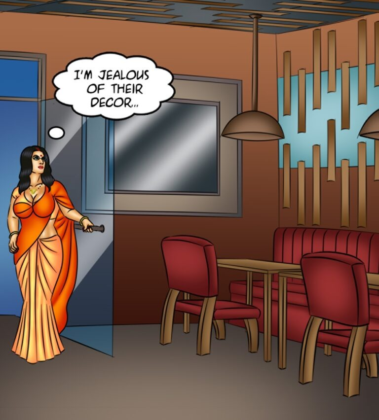 Savita Bhabhi - Episode 131 - Know Your Enemy - Page 007