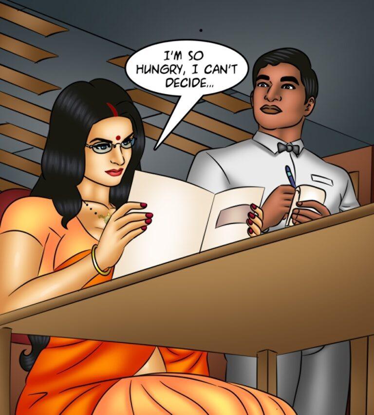 Savita Bhabhi - Episode 131 - Know Your Enemy - Page 008